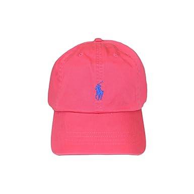796a4a342 Casquette Ralph Lauren rose mixte: Amazon.fr: Vêtements et accessoires