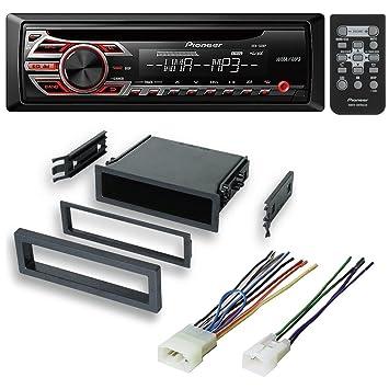 amazon com lexus toyota select models car stereo radio cd player rh amazon com