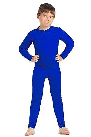 Mono color Azul Spandex S ai7sAV