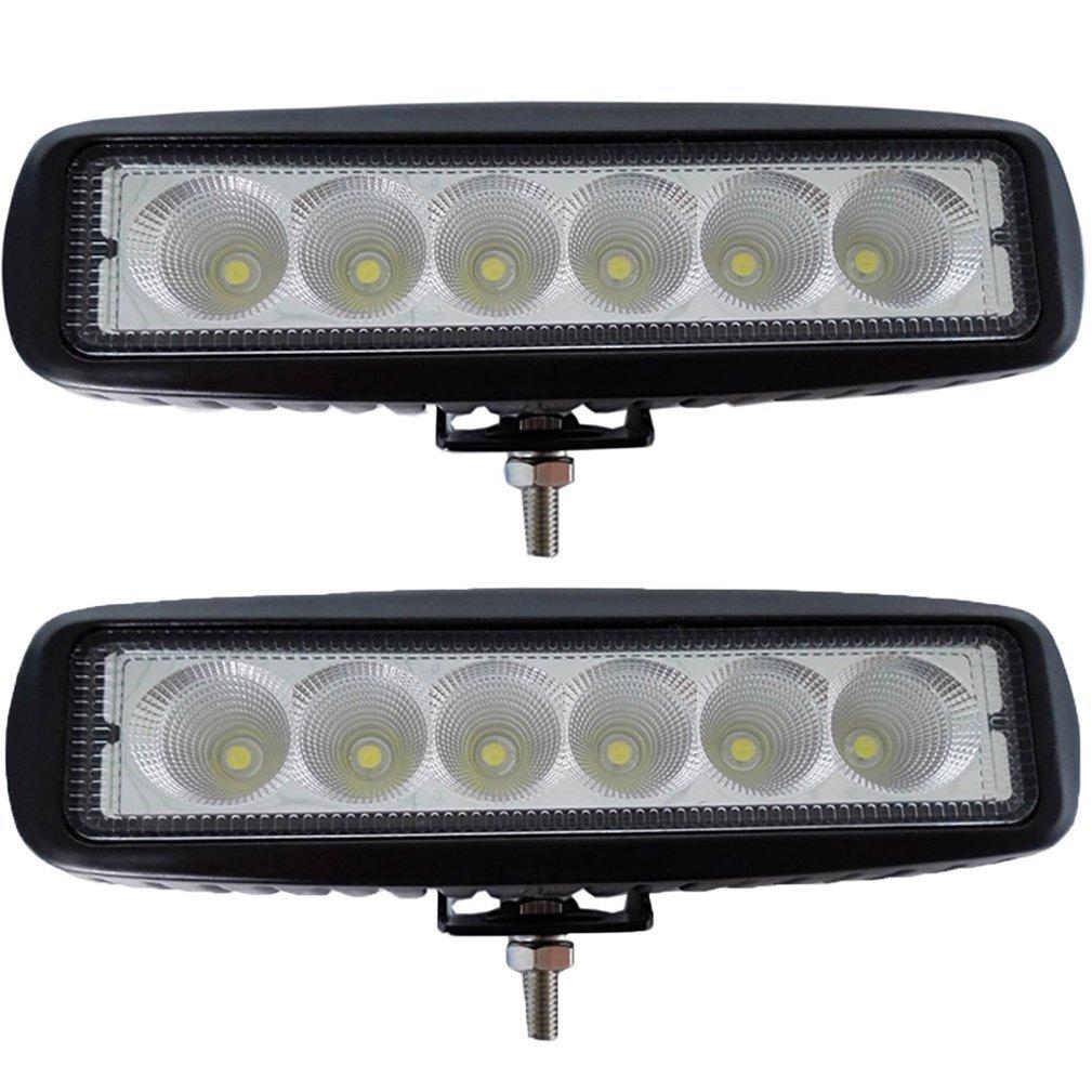 Lights Are Us: US 6inch Spreader Led Marine Lights (Set Of 2) For Boat