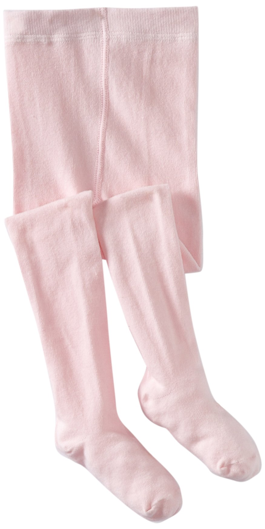 Country Kids Little Girls'  Organic Winter Tight,  Pink, 6-8 Years