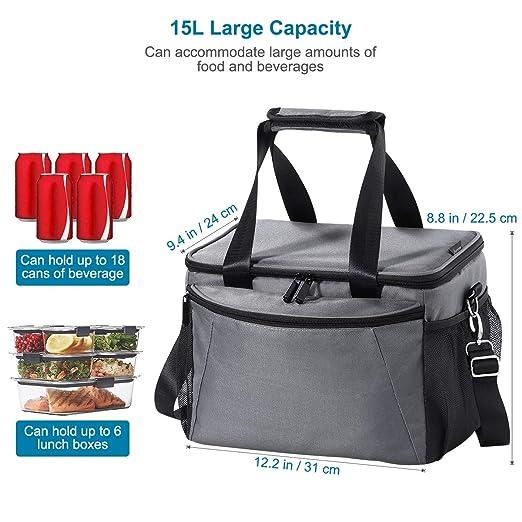 Chinesische Design Camping Lagerung Tasche Outdoor Camping Wandern Lagerung Tasche Tragbare Picknick Tasche Lebensmittel Lagerung Korb Handtaschen Mittagessen Box QualitäT Zuerst Lager Kochen Liefert