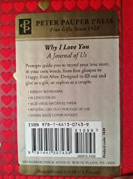 Why i love you book