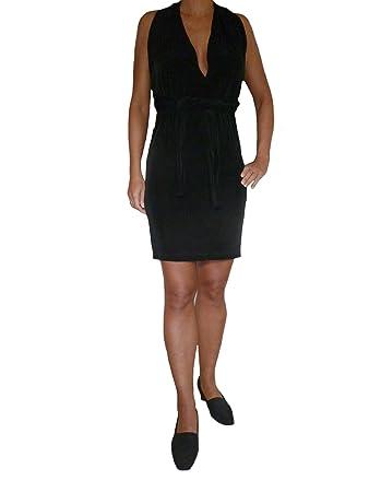 Alles-in-Einem Kleid für viele verschiedene Tragevarianten, auch ärmellos  mit verschiedenen Ausschnitten 05841cf7a8