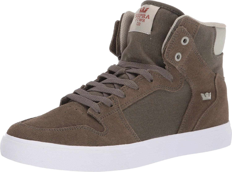 Supra Men's Skateboarding Shoes, Green