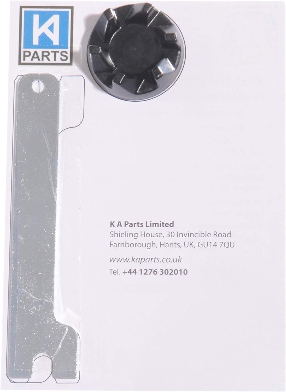 acoplador de reemplazo para una licuadora Kitchenaid KSB5 / KSB52 con una herramienta de llave KAParts para ayudar con la extracción de su antiguo acoplador.