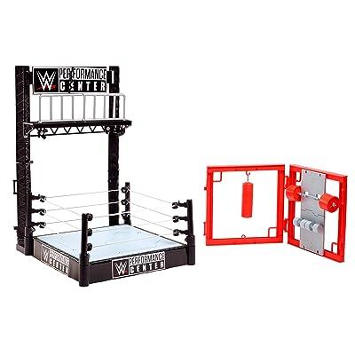 WWE Wrekkin Performance Center Playset: Toys & Games