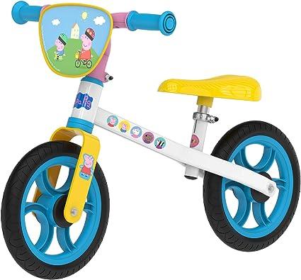 Smoby 770208 Pig First Bike - Bicicleta sin Pedales para niños a ...
