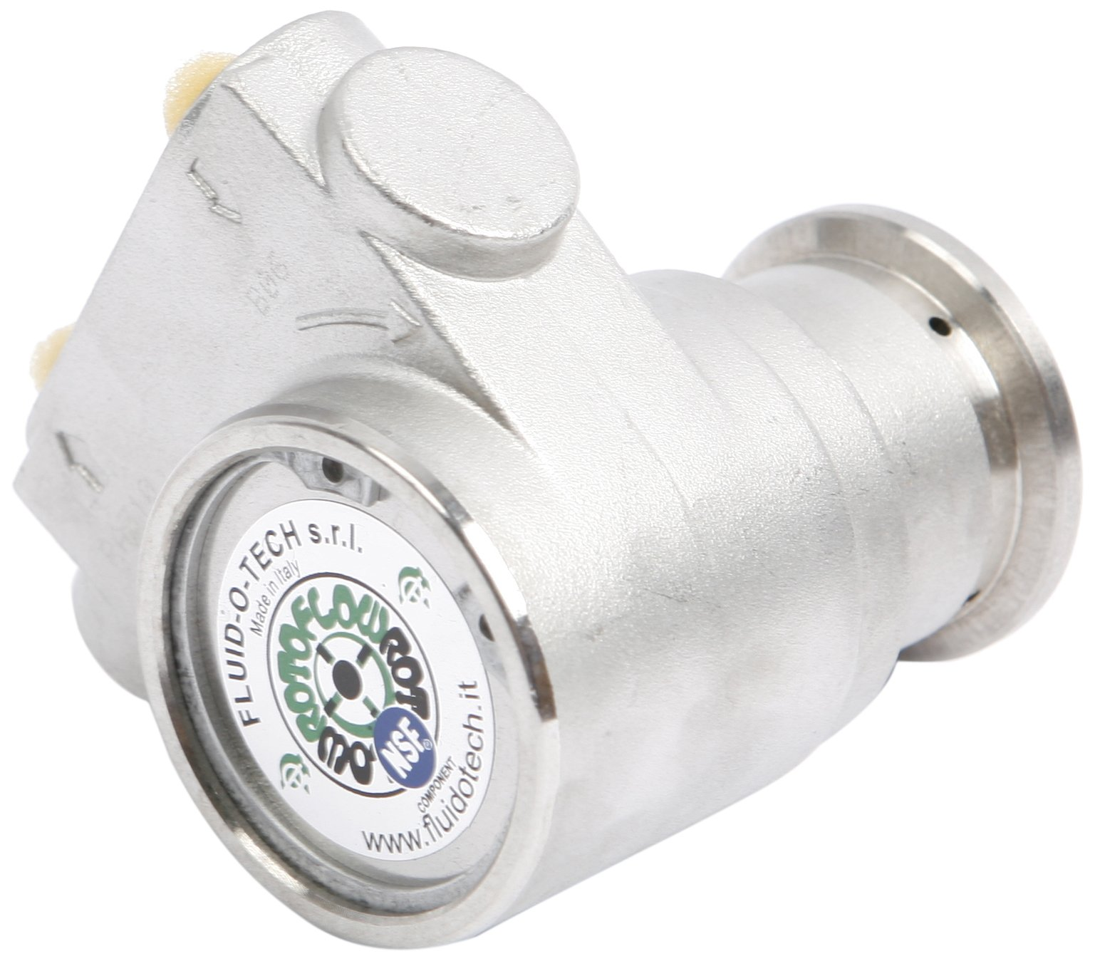 Fluid O Tech A310 Stainless Steel Pump Assembly