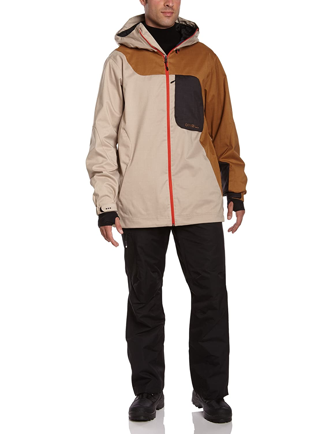 O'Neill Herren Snow Jacke PMEX Line Up Jacket
