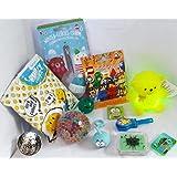 101314 Kinder Mitgebsel Set Eule F/üllung Adventskalender Schult/üte kleine Geschenke
