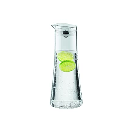 Carafe /à Eau avec Bouchon herm/étique /à Bille 11187-10-2 Transparent Bodum Bistro