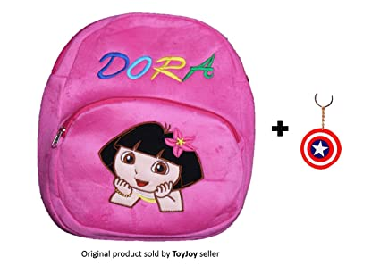 Image Unavailable. Image not available for. Colour  ToyJoy Explorer Pink  Princess School Bag 35cm ... 27a696b983ced