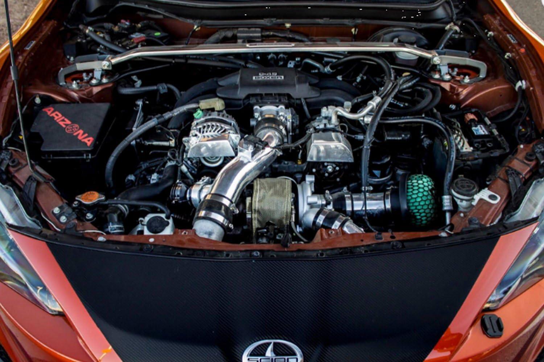 Engine Parts Speed By Design 500X Turbo Kit w/Oil Pan Subaru BRZ ...