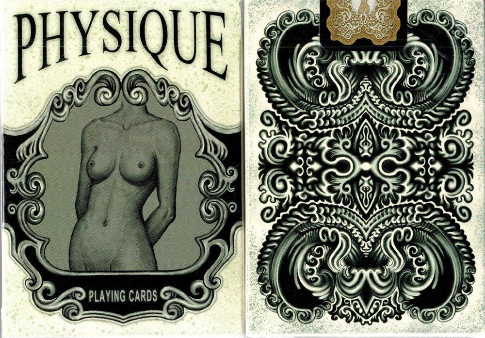 Giocco di carta Physique - USPCC