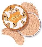 Coty Airspun Loose Face Powder 2.3 oz. Suntan Tone Loose Face Powder, for Setting Makeup or as Foundation, Lightweight, Long Lasting