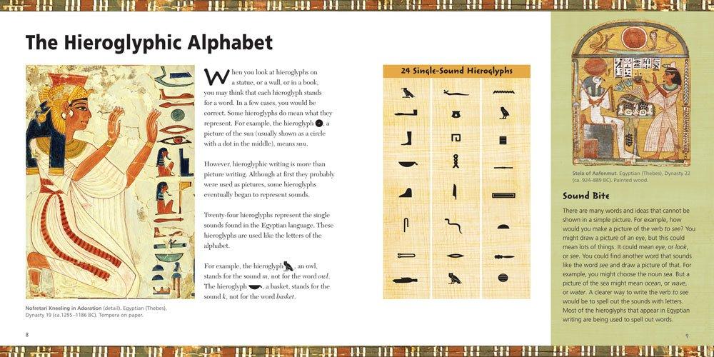 Fun with hieroglyphs metropolitan museum of art catharine roehrig fun with hieroglyphs metropolitan museum of art catharine roehrig 9781416961147 amazon books thecheapjerseys Images