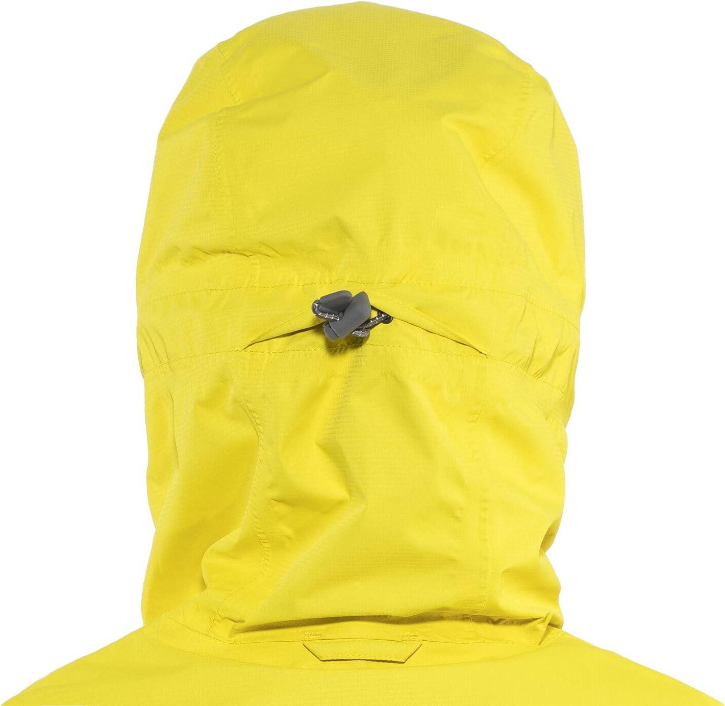 Meru Cromwell wasserdichte 2,5 Lagen Jacke Damen Maize 2019 Funktionsjacke