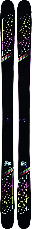 K2 Missconduct - Pack de esquí y Fijaciones Squire 11 ID para Mujer, Color Negro