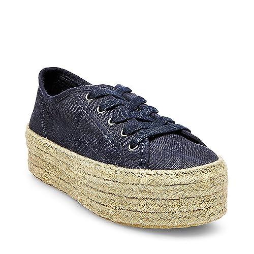470f33e23fb Steve Madden Women's Hampton Fashion Sneaker