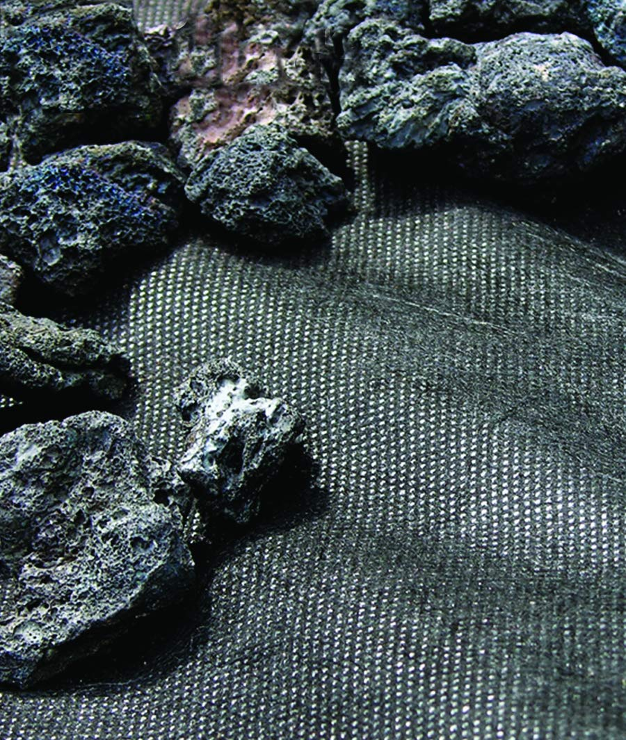 DeWitt 3-Ounce Weed-Barrier Pro Fabric 4 x50-Feet Pack of 2 Black