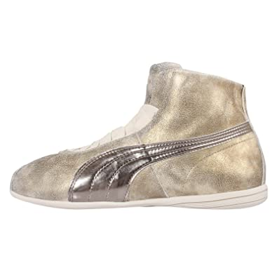 Puma Damen Eskiva Mid Filtred High-Top Grau