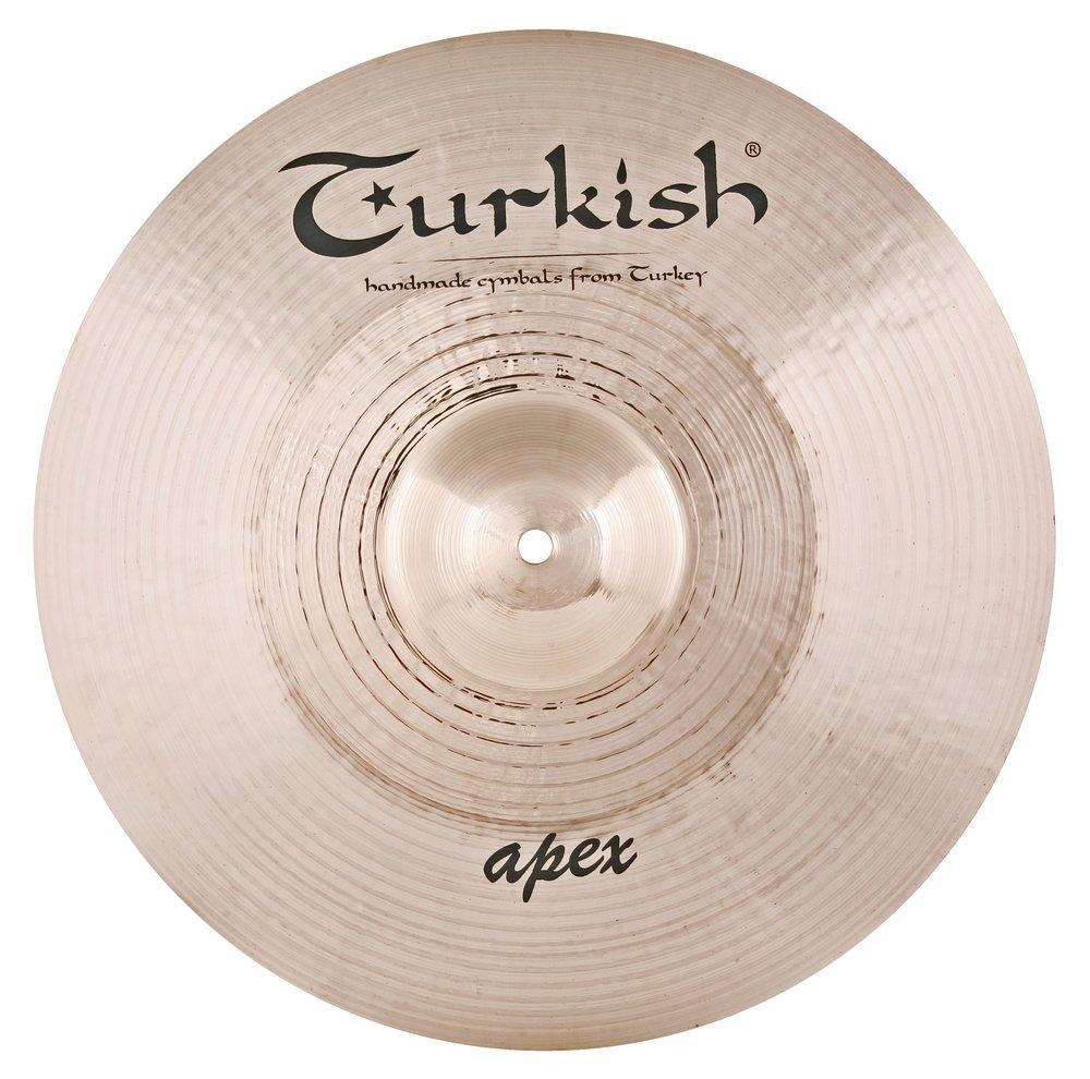 Turkish Rock 12-inch Splash AP-SP12 Series Cymbals B071WHZHT8 *  Apex