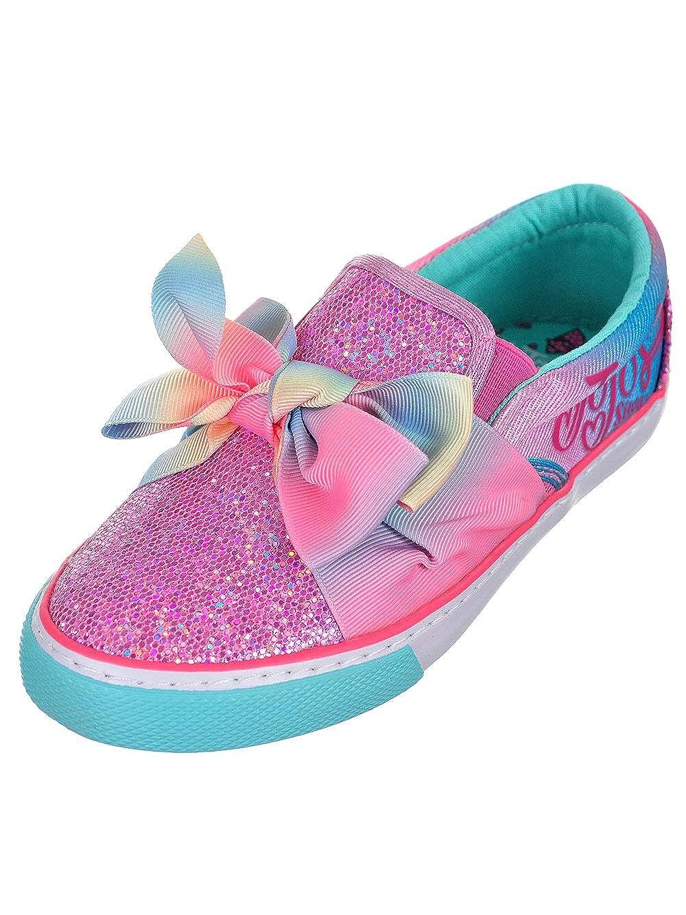 Josmo Kids Womens JoJo Siwa Slip-on Sneaker (Little Kid/Big Kid)