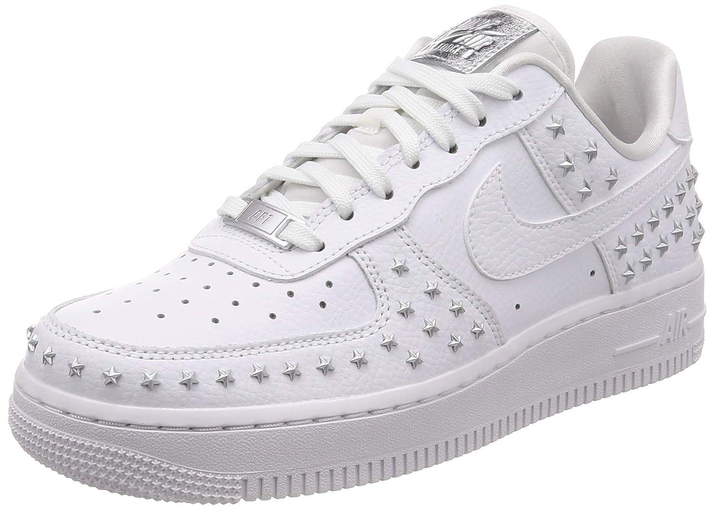 newest b1484 a8a8d Nike Women's WMNS Air Force 1 07 XX, White/White-White