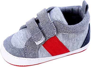Baby Shoes Boy Girl Newborn Crib Soft Sole Shoe Sneakers Suede Shoes Baby Shoe