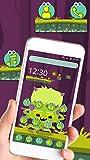 Comic Green Monster Theme (free)