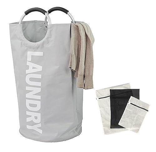 Ikea Jall White Foldable Laundry Basket Amazon Co Uk