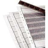 Hama 2251 24 x 36mm Negative File Sleeves and Glassine Matt 100 Sheets