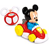 14502 Commandée Radio De Voiture Disney Clementoni La Mickey OPkn0w