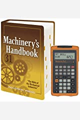 Machinery's Handbook + Calc Pro 2 Bundle Hardcover