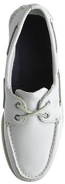 Authentic Original Boat Shoe: White