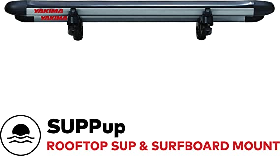 YAKIMA - SUPPup Rooftop Mounted Stand Up Paddleboard Rack for Vehicles