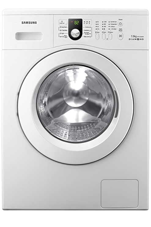 Samsung WF1702NHW Independiente Carga frontal 7kg 1200RPM A+ ...