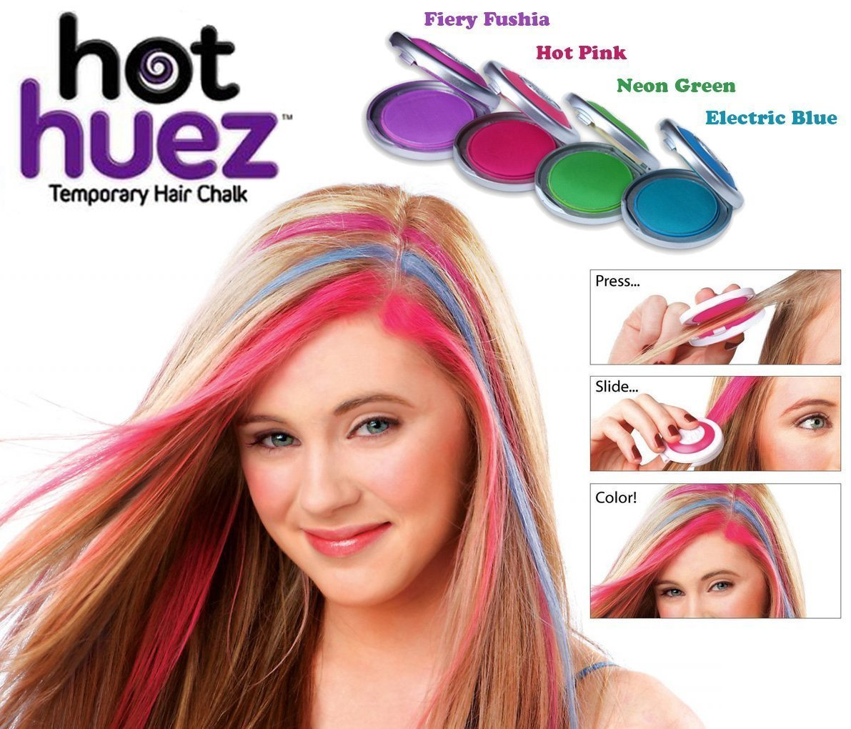 Best Temporary Hair Color Pink