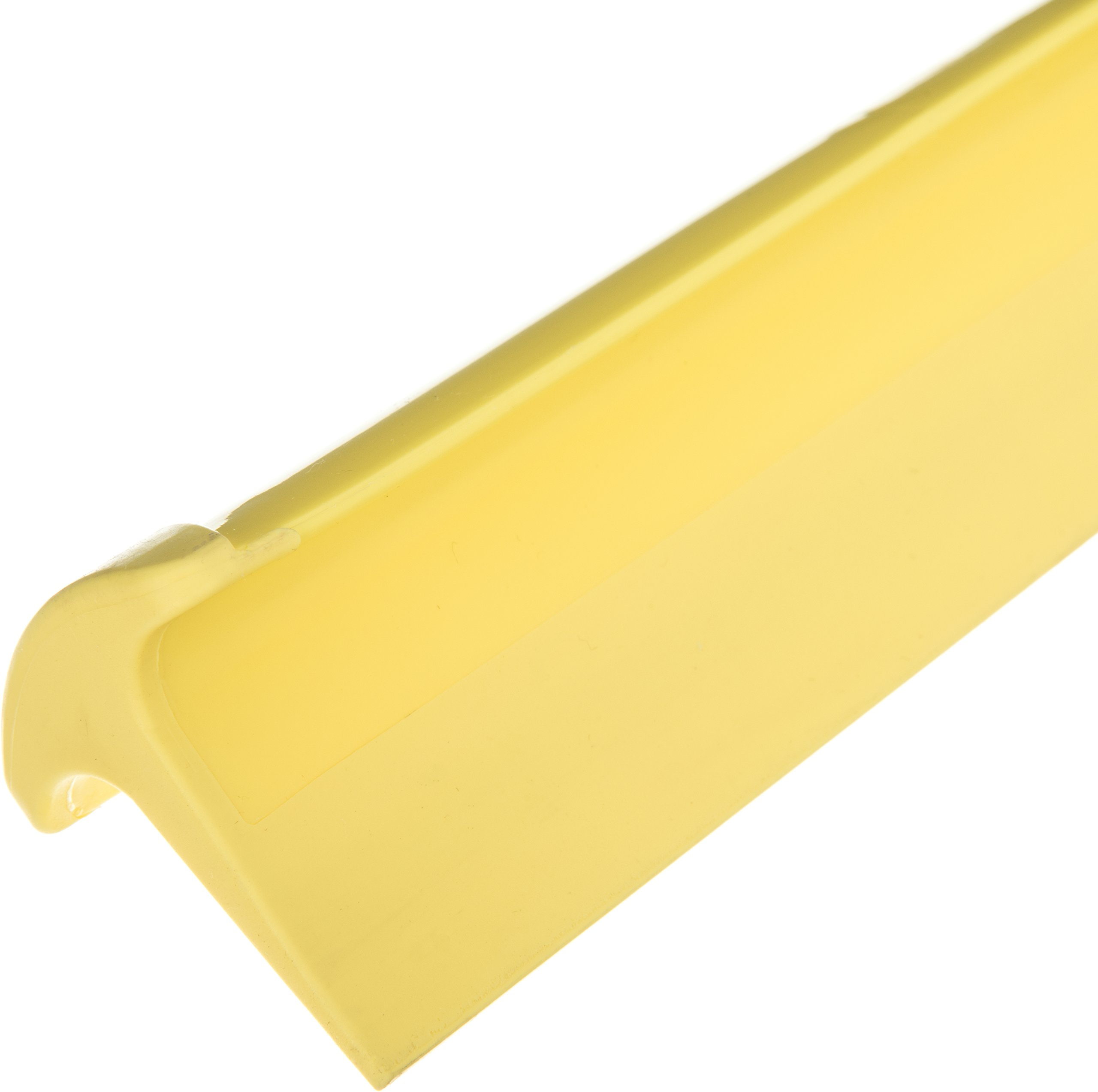 Carlisle 3656704 Solid One-Piece Foam Rubber Head Floor Squeegee, 20'' Length, Yellow (Case of 6) by Carlisle (Image #3)