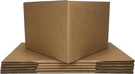 Amazon.com: Cajas para mudanza tamaño grande ...