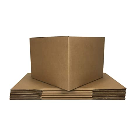 "Moving Boxes Large Size 20x20x15"" Boxes (Value 6 Pack) Packing/Shipping/Storage Boxes by Uboxes"
