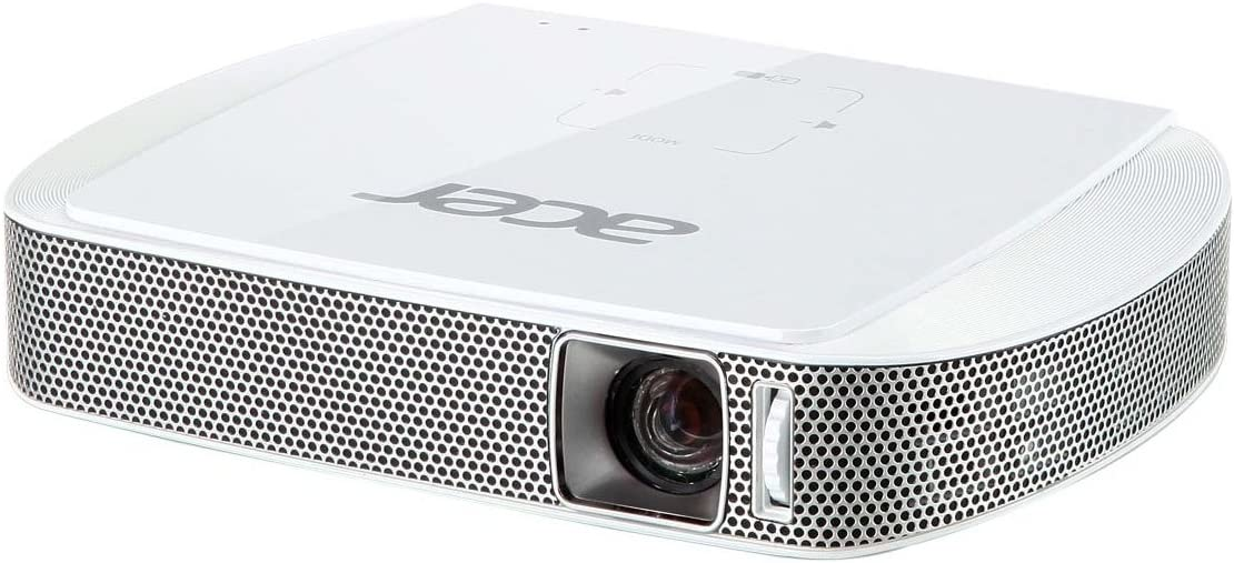 Acer MR.JH911.009 PICO LED Projector 60Hz 200 Lumens with HDMI, 2 Stereo Speakers