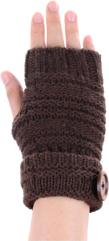 BYOS Women Winter Wool...