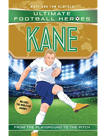 Kane (Ultimate Football Heroes - International Edition)- includes the World  Cup Journey! 3aa222b59