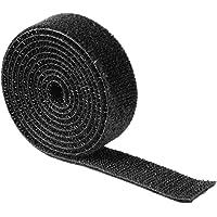 Hama Dubbelzijdig klittenband (1 m, 100 x 1,9 cm, universele klittenbandband, naar wens op maat te snijden, voor gebruik…