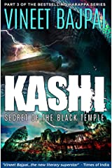 Kashi: Secret of the Black Temple (Harappa) Paperback