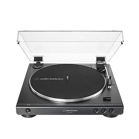 Audio Technica AT-LP60XUSB tocadiscos totalmente automáticos ...