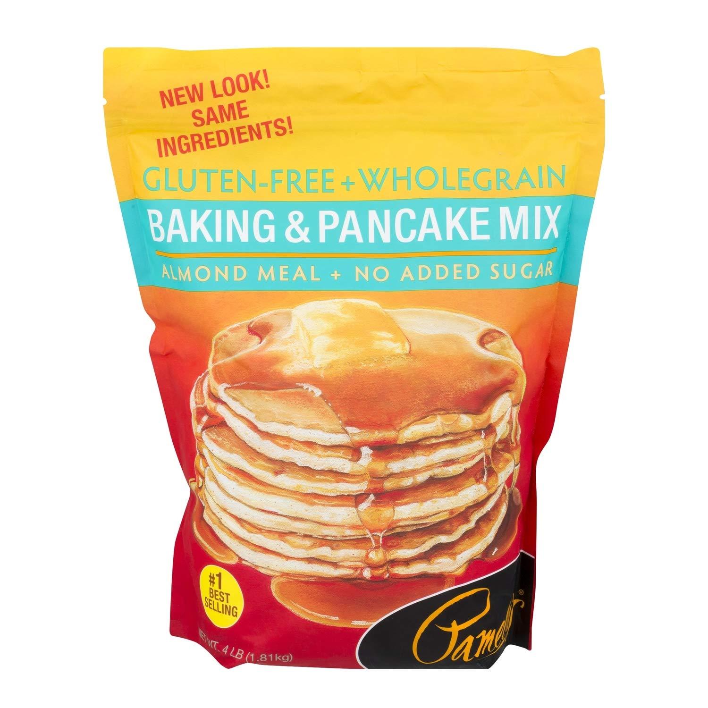 Pamela's Products Baking & Pancake Mix - 4 lb (Pack - 2) by Pamela's Products (Image #2)