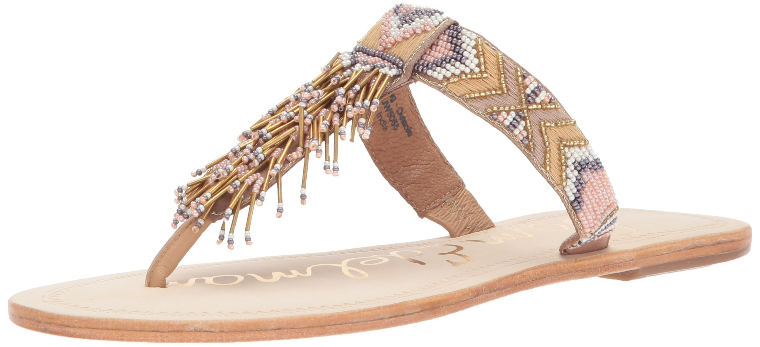 Sam Edelman Women's Anella-1, Natural Multi, 5.5 M US by Sam Edelman